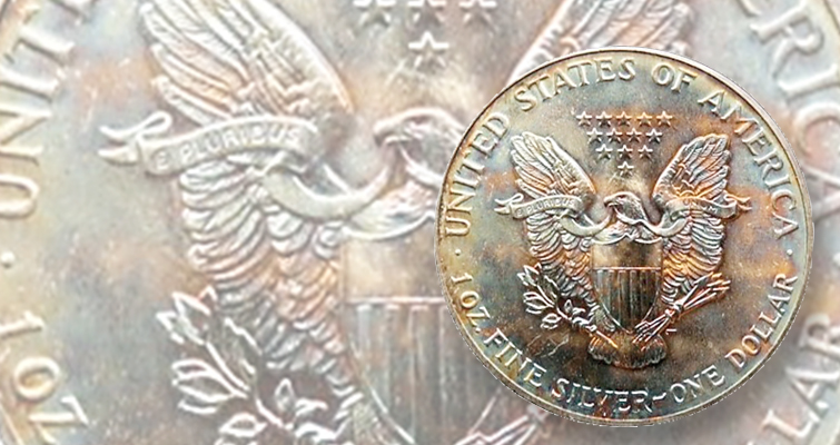 Winning back a coin from a different seller, months after you consigned it elsewhere, is a particular kind of experience — numismatic déjà vu.