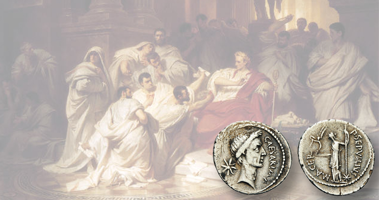 Collecting coins of the Twelve Caesars of Rome a popular method