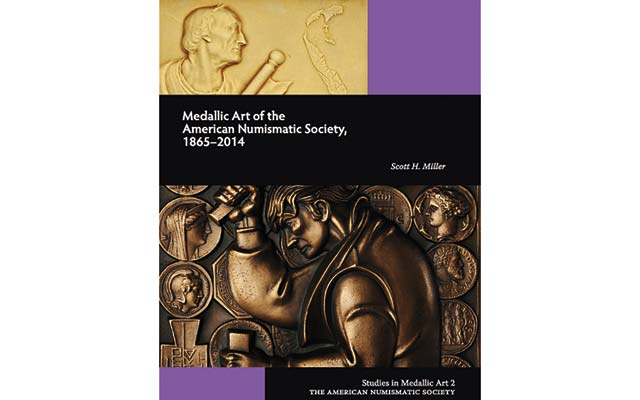 'Medallic Art of the ANS' reference available from American Numismatic Society