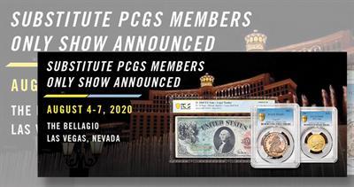 PCGS show