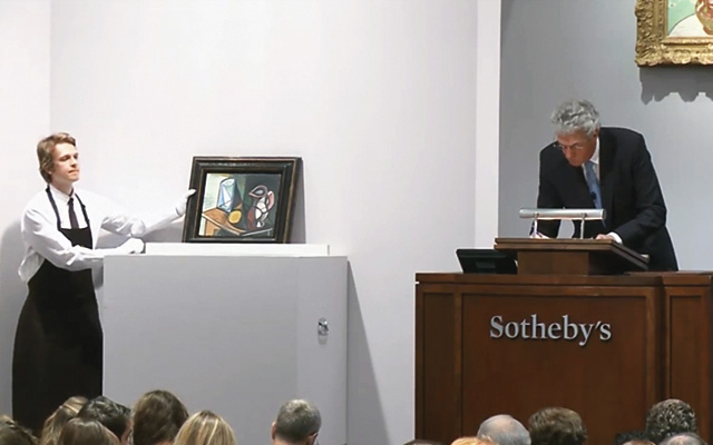 Despite a general nervousness prior to the auctions, Sotheby's Fall 2014 Impressionist and Modern sale totaled $422 million, making it the highest auction in the firm's history.