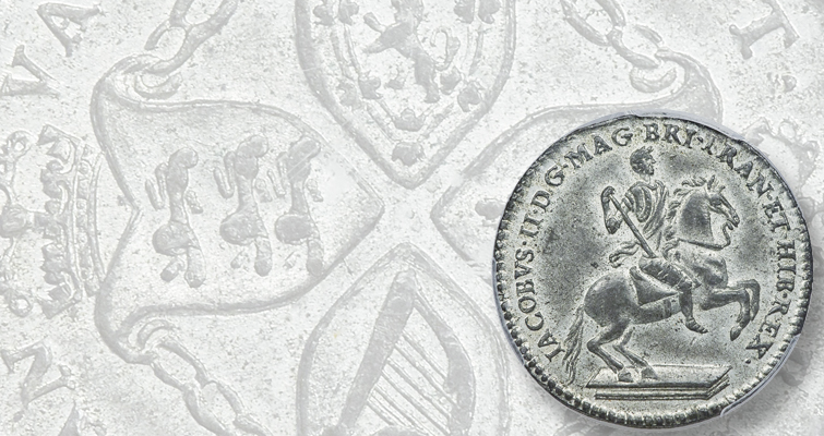 Were American Plantations tokens the first royally authorized coins in British America?