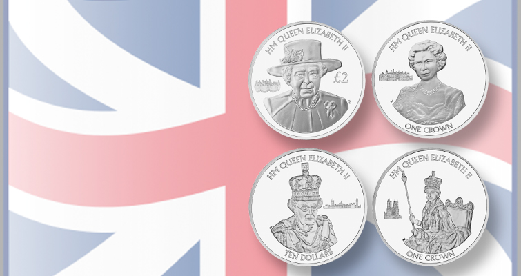 Pobjoy Mint honors record reign of Queen Elizabeth II