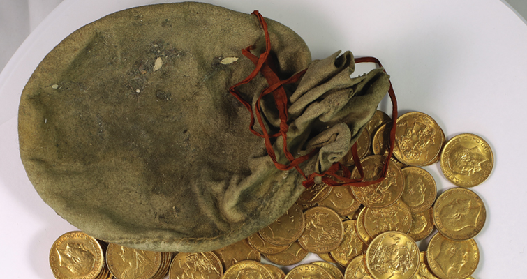 Gold 'Piano Hoard' declared treasure in United Kingdom following court hearing