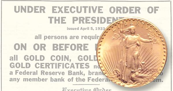 president-franklin-roosevelt-executive-order-april-5-1933