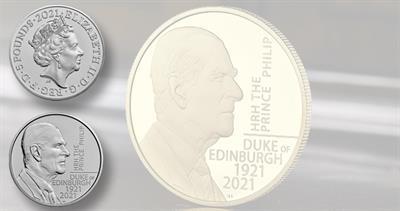 Prince Philip commemoratives