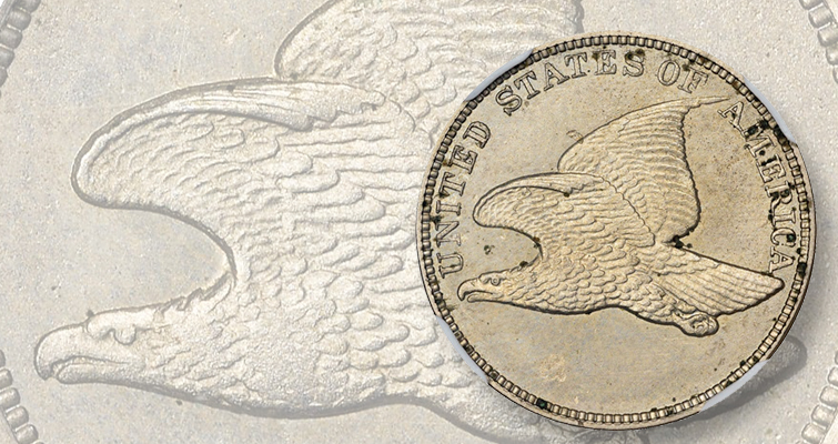 proof-62-two-headed-undated-flying-eagle-pattern-cent