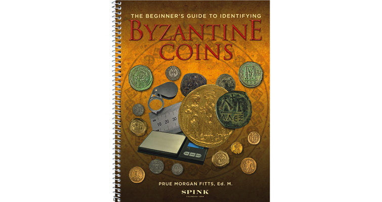 Book by Prue Fitts offers beginners guide to complex Byzantine coin series
