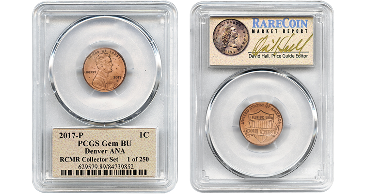 Collectibles plentiful at American Numismatic Association