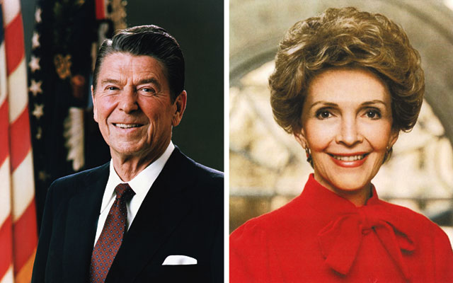 Reagans to be recognized on United States silver, gold coins in 2016