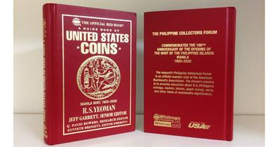 Red Book Manila Mint edition