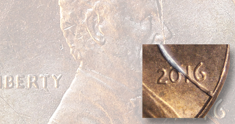2016 Lincoln cent shows combination of errors expert has never seen on U.S. coin