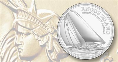 2022 American innovation dollar Rhode Island