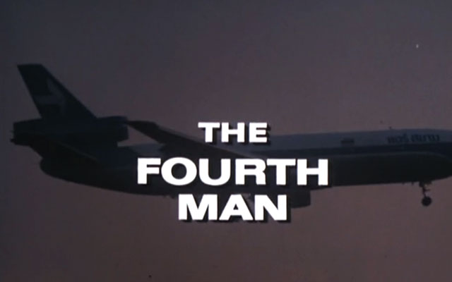 'The Rockford Files' episode 'The Fourth Man' (season 3, episode 2) aired on Sept. 24, 1976.