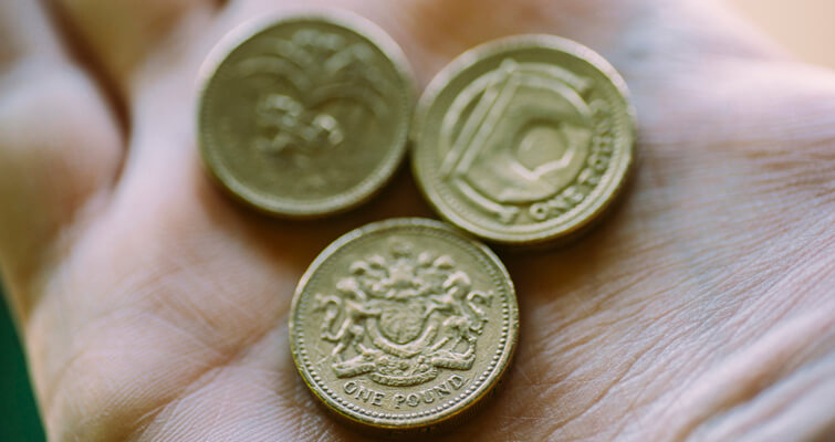 The exact date that your 'Round Pounds' will no longer be accepted as money