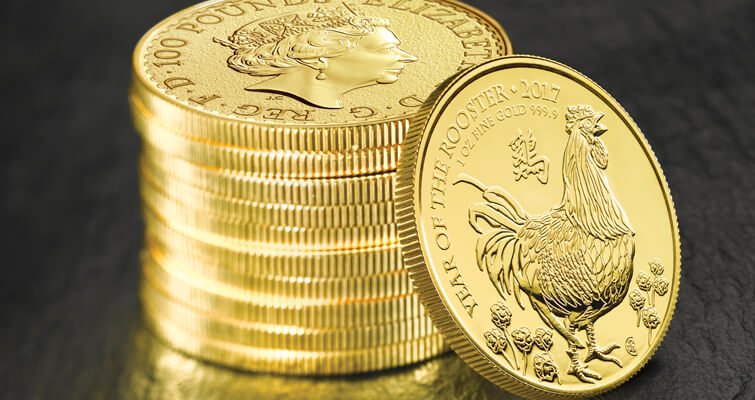 Why the Royal Mint's bullion sales were up big in January 2017