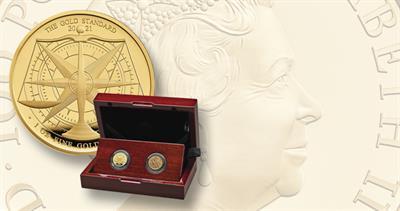Royal Mint gold standard commemoratives
