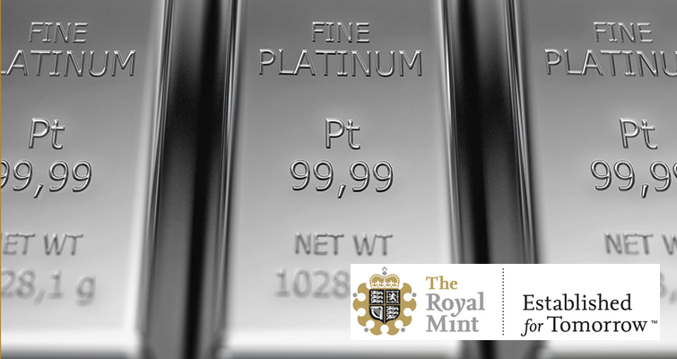 Great Britain's Royal Mint plans platinum investment products in 2017
