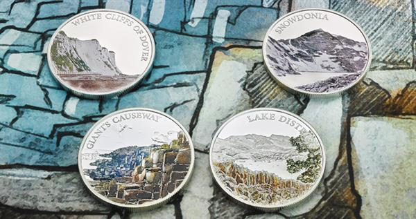 royal-mint-portraits-britain-coins-watercolor-background