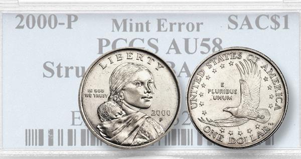 sacagawea-dollar-planchet-error-susan-b-anthony-dollar-obverse-reverse