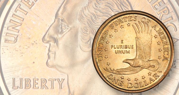 2000 P Sacagawea Dollar ~Uncirculated~Fresh from Mint Rolls!!~