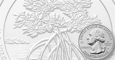 2020-W Salt River Bay quarter dollar