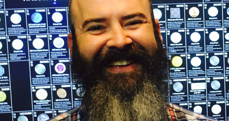 Editor's Q&A: Coins and beards with the ANA's Sam Gelbert