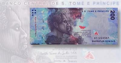 São Tomé and Príncipe  notes