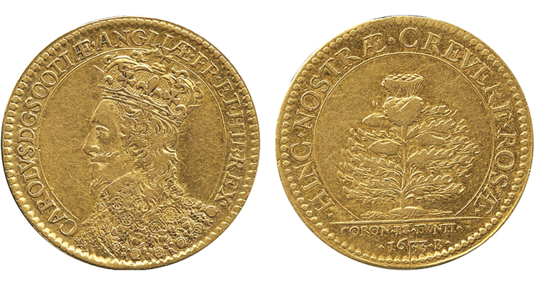 scotland-1633-gold-coronation-medal-charles-i