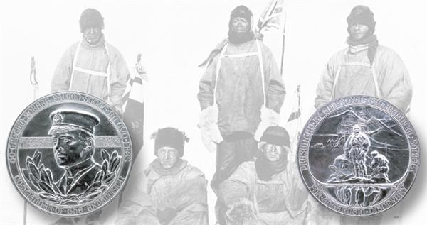 scotts-party-at-the-south-pole-medal