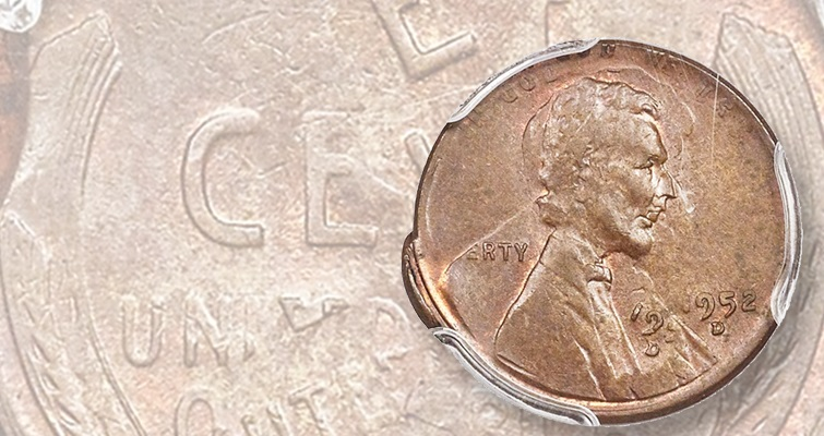 1952 D Lincoln A Hot Error Coin Week S Most Read Coin World
