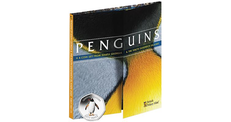 gentoo penguin collector's album