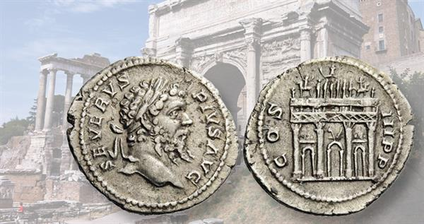 silver-denarius-septimius-severus-triumphal-arch-coin