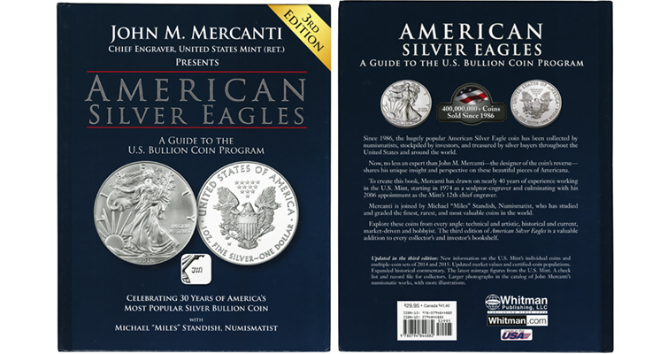 American Eagle silver dollar attracts more collectors than Morgan silver dollar