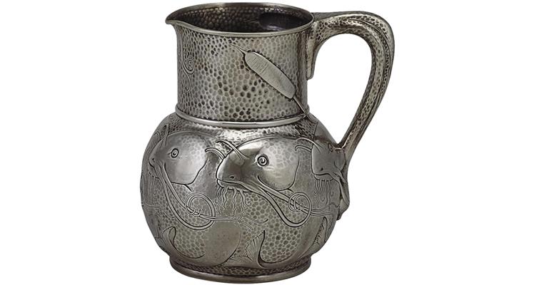 silver-pitcher-kovel