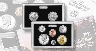 2021-S Silver Proof set