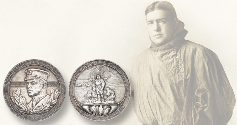 Sir Ernest Shackleton's medals coming to auction