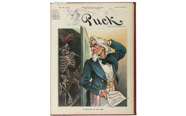 skeletonunclesam