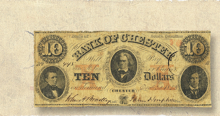 Watermarks bring woes to some aging obsolete notes: Collecting Paper