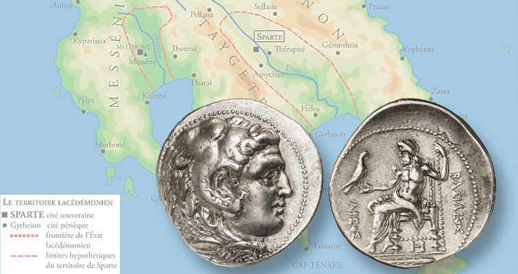 Sparta and its coinage: Ancients Today
