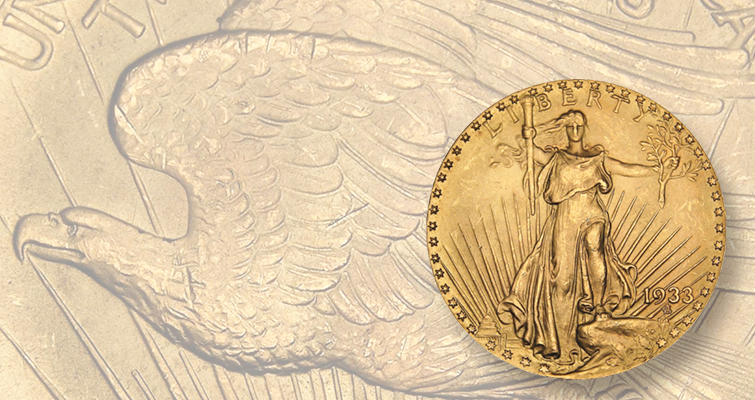 1933 double eagle case returns to court, gold Stella leads Baltimore sale: Week's Most Read