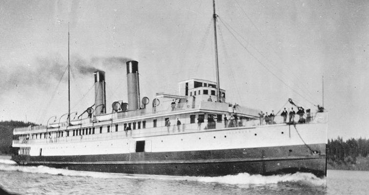 SS Islander