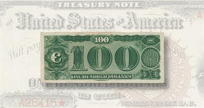 1890s Treasury note