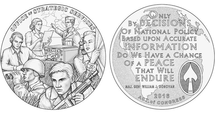 Congressional gold medal designs receive nod from Commission of Fine Arts
