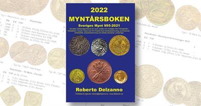 Swedish coin book
