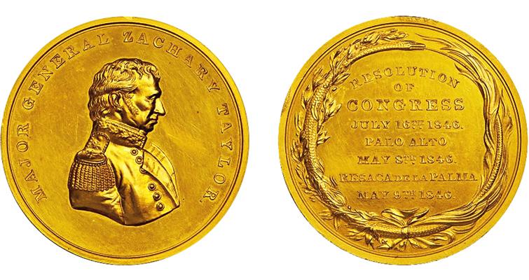 taylor-gold-medal
