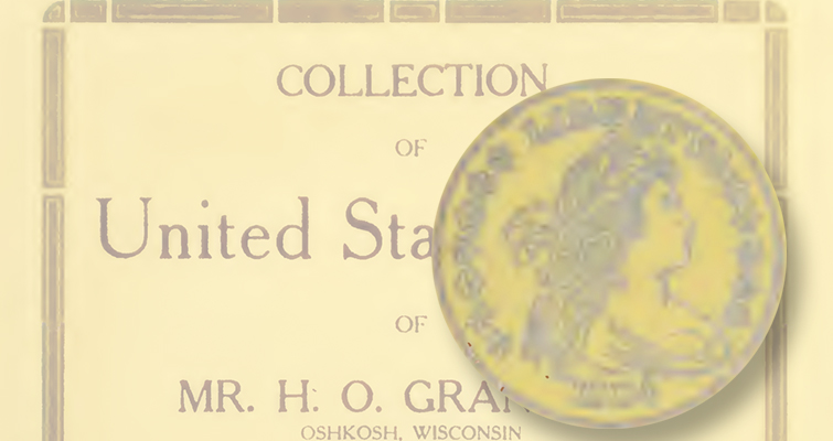 In 1913 famed dealer B. Max Mehl placed a well-worn 1804 dollar in the H.O. Granberg Collection sale. The phony dollar was featured on the cover of the sale catalog. Objections were immediate and the coin, actually an altered 1800 dollar, remained in the Granberg family for decades.