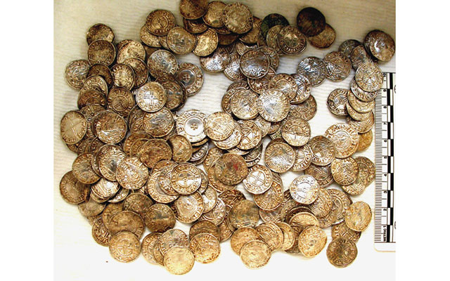 £1.3 million Anglo-Saxon hoard officially a treasure, finder to get reward