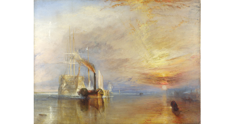 the-fighting-temeraire-national-gallery