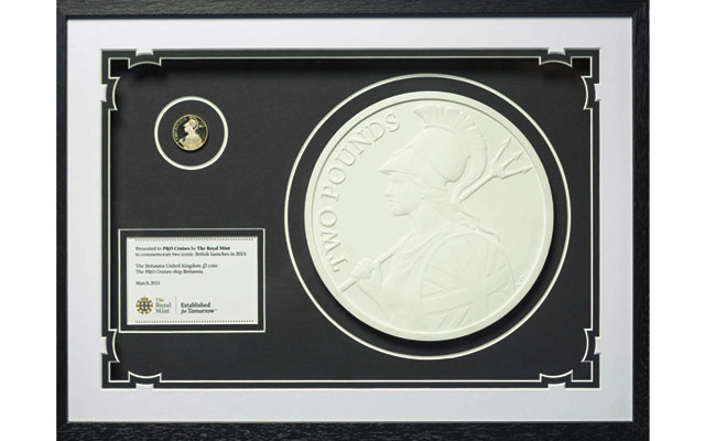 the-royal-mint-presented-a-special-coin-and-plaster